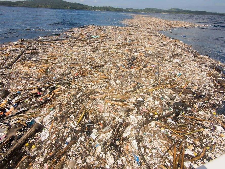 gambar pencemaran laut