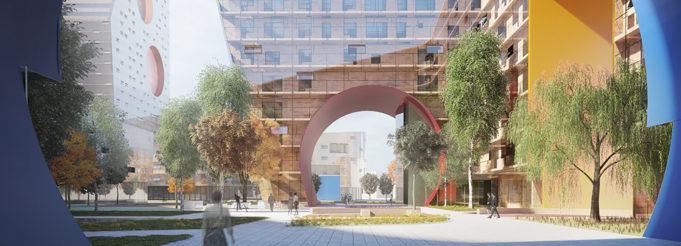Steven Holl Architects / Art-Group Kamen
