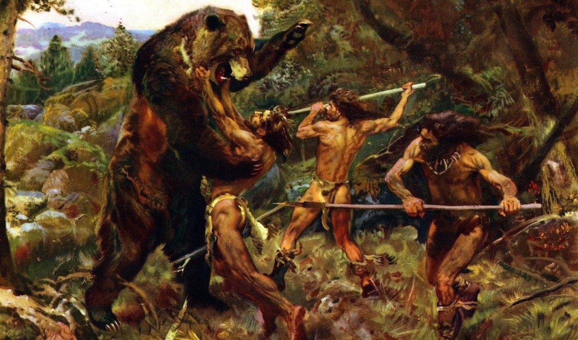 Neanderthal Adalah Pemakan Daging Mentah Ikons Id