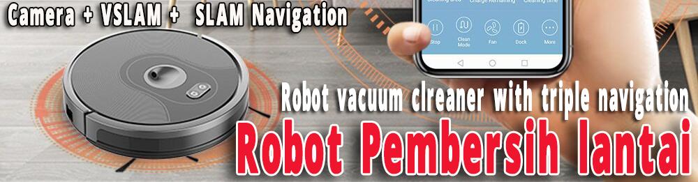 Robot Pembersih Lantai
