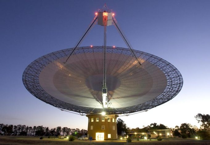 Parkes Telescope (nightreader)