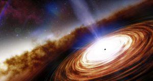 Ilustrasi Quasar
